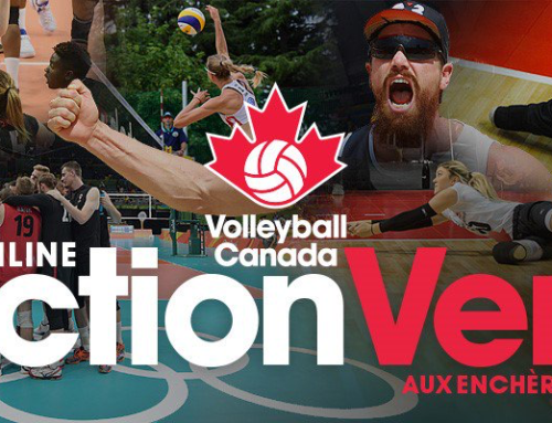 Volleyball Canada's 24th Annual Auction Now Live!