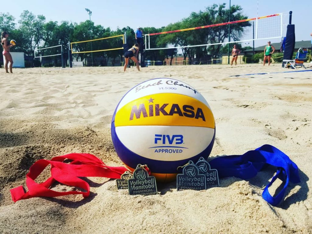 Volleyball Manitoba Youth Beach League Volleyball Manitoba