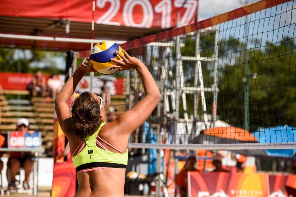 2021 Canada Summer Games – Beach – Volleyball Manitoba