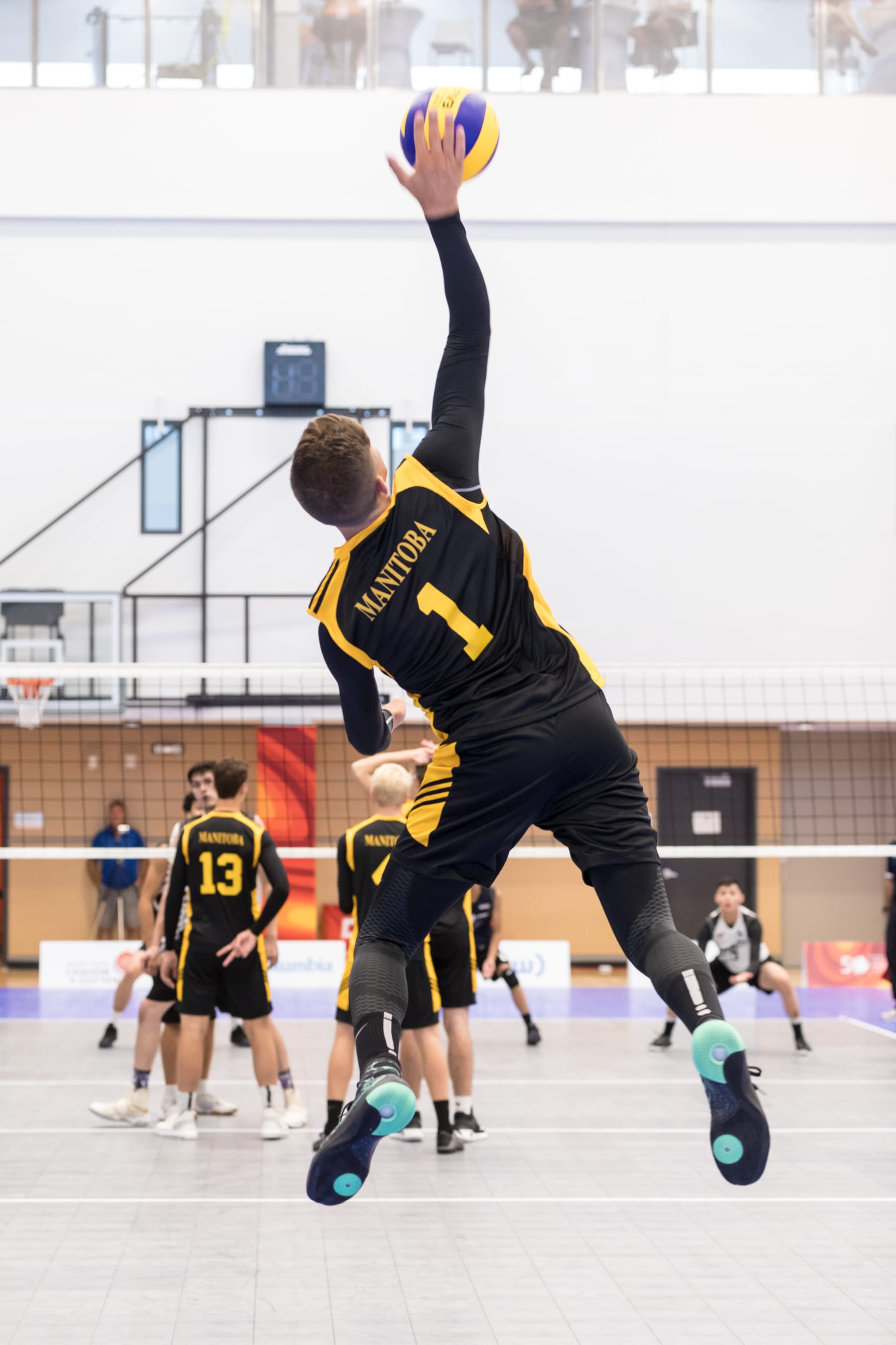 Youth Select Indoor Volleyball Manitoba
